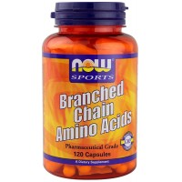 Branched Chain Amino Acids (120капс)