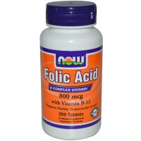 Folic Acid 800 мкг (250таб)