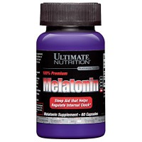 100% Premium Melatonin (60 капс)